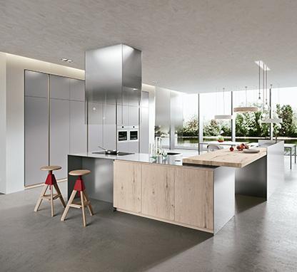Cocinas Modernas Madrid.Cocinas Modernas Madrid Cocinas Nordicas Modernas Caro